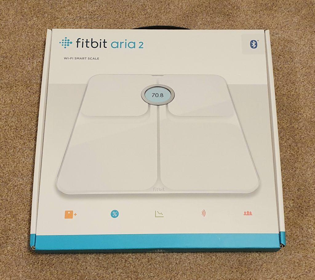Fitbit Aria 2 Box