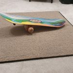 Snowboard Training at Home    – Vew-do Balance Board Review (part 2)