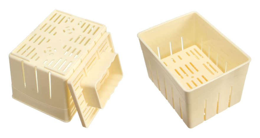 Plastic Box Tofu Press