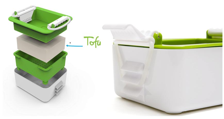 Tofuture tofu press images